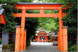枚聞神社(ひらききじんじゃ)の御朱印(鹿児島県指宿市)