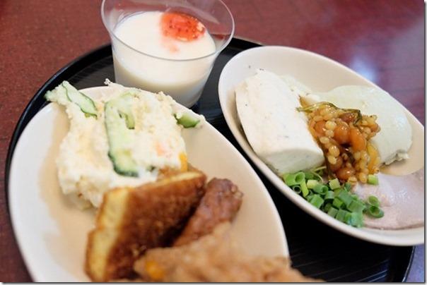 地蔵とうふ(篠栗店)で豆腐料理のバイキング