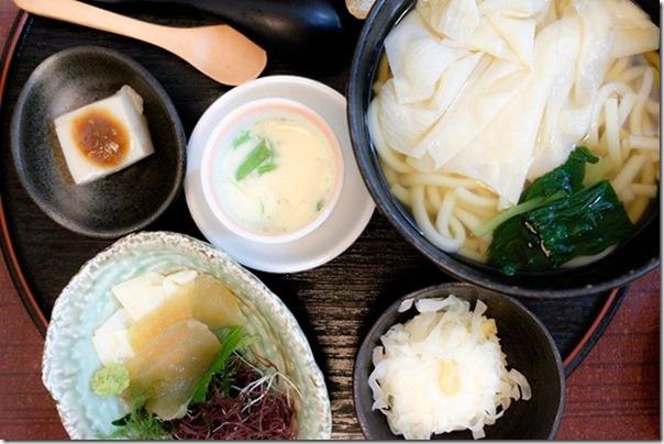 地蔵とうふ(篠栗店)のメイン料理