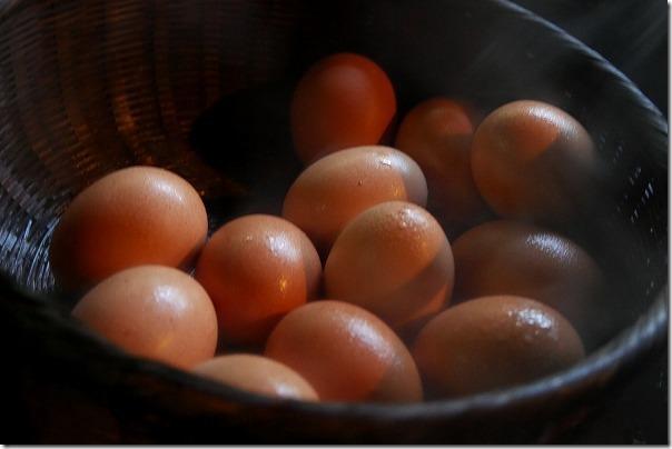 鳥栖、山ぼうしのゆで卵