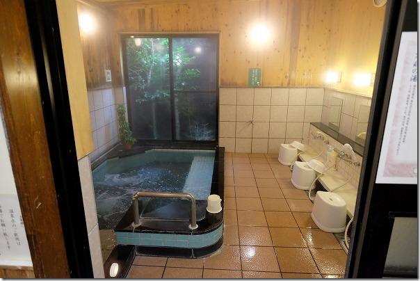 熊の川温泉,ちどりの湯の家族風呂