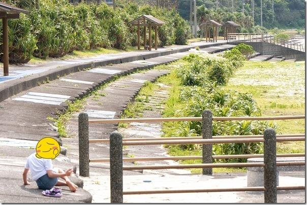 奄美大島,タエン浜海水浴場