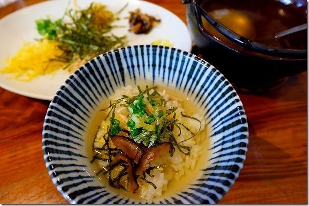 奄美大島「鳥しん」の鶏飯