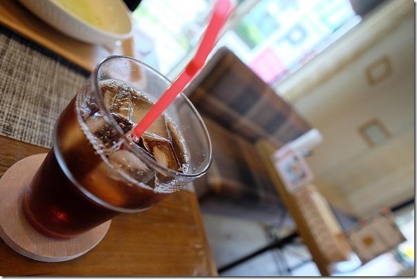 久留米、悠悠キッチンのコーヒー
