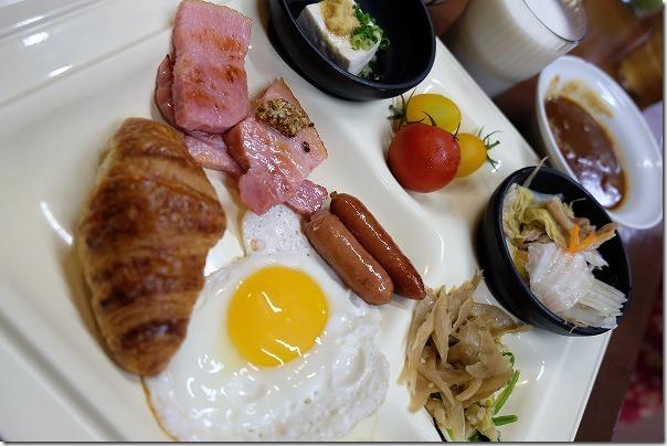 阿蘇内牧温泉,湯巡追荘,朝食,バイキング