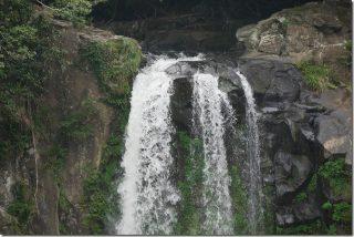 五老ヶ滝(熊本県山都町) 通潤橋近く