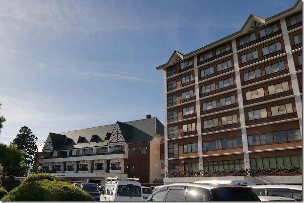 阿蘇の司ビラパークホテルへ宿泊