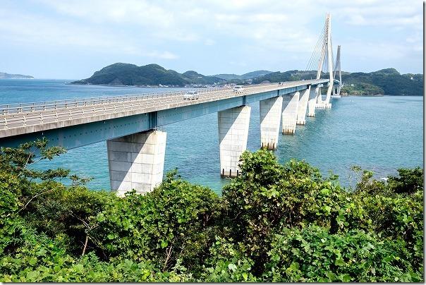 道の駅,鷹ら島から鷹島肥前大橋
