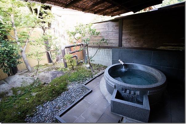 金色温泉の家族風呂