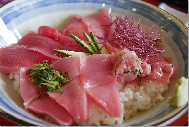 鷹島のマグロ丼