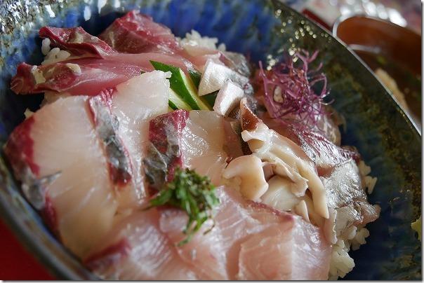 鷹島の海鮮丼