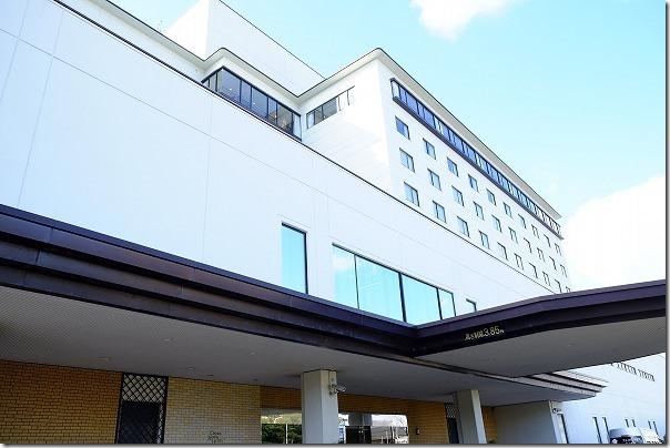 ホテル&リゾーツ 佐賀、唐津宿泊