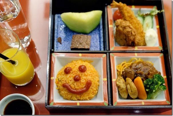 ホテル&リゾーツ 佐賀、唐津の夕食子供
