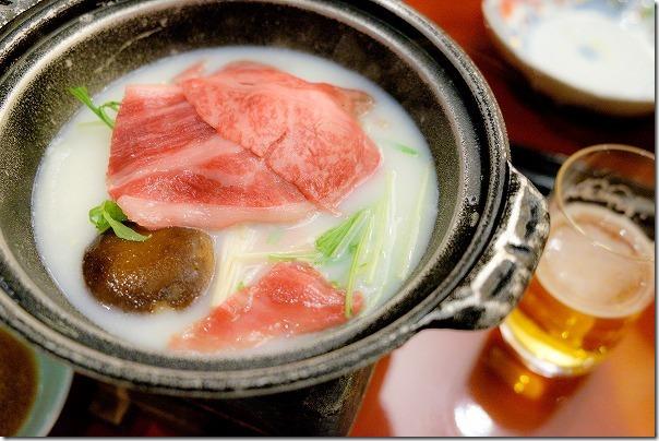 ホテル&リゾーツ 佐賀、唐津の夕食佐賀牛