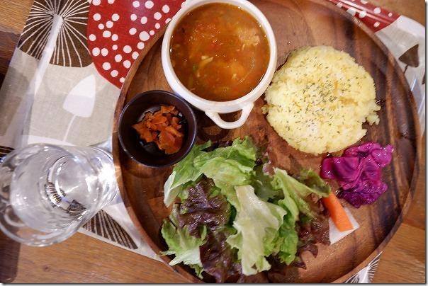 鞆の浦、カフェ茶屋蔵の蔵カレー