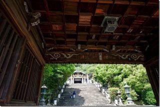 鞆の浦を散策(沼名前神社・安国寺・正法寺)