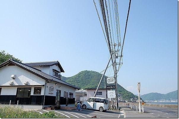 須波港近くのパン屋さん「ムカイ製パン」