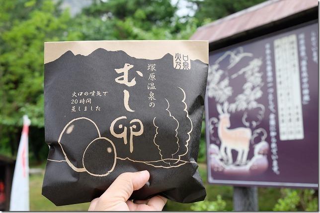 塚原温泉のむし卵