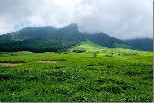 夏の塚原高原