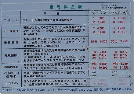 「くじゅう」エル・ランチョ・グランデ 乗馬体験の料金・コース