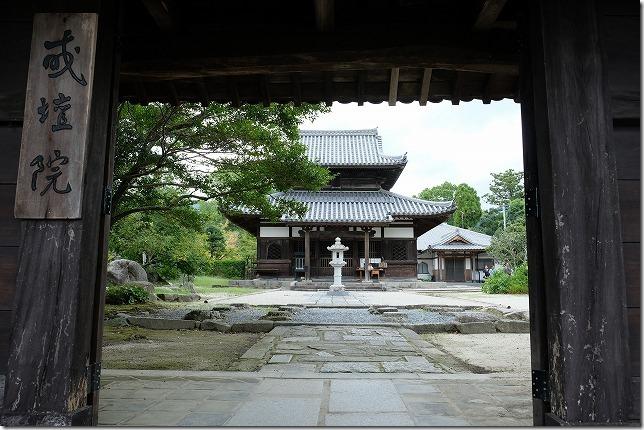 太宰府・戒壇院