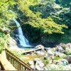 真夏の唐津 「見帰りの滝」は案外穴場