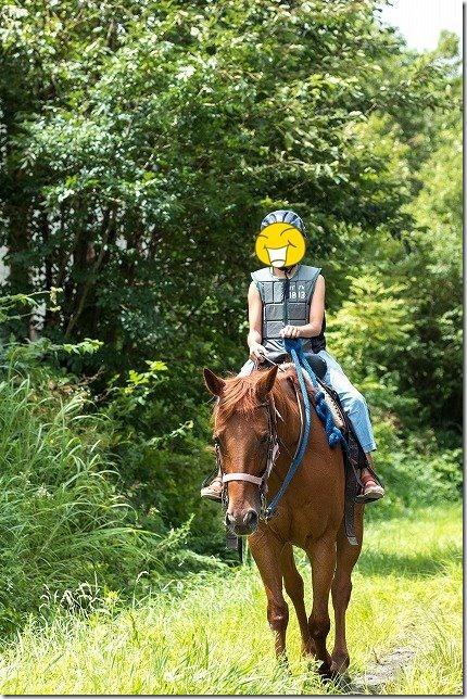 「くじゅう」で子供の乗馬体験・エル・ランチョ・グランデ
