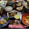 筋湯温泉 九重悠々亭の食事(夕食・朝食)