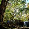 マゼノ渓谷の紅葉(駐車場・アクセス)