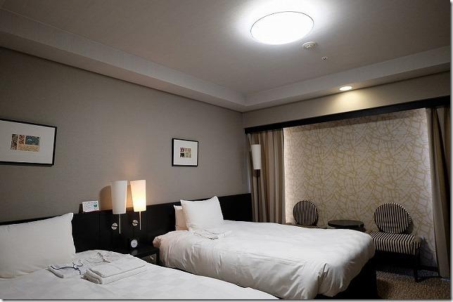 リッチモンドホテル思案橋の部屋
