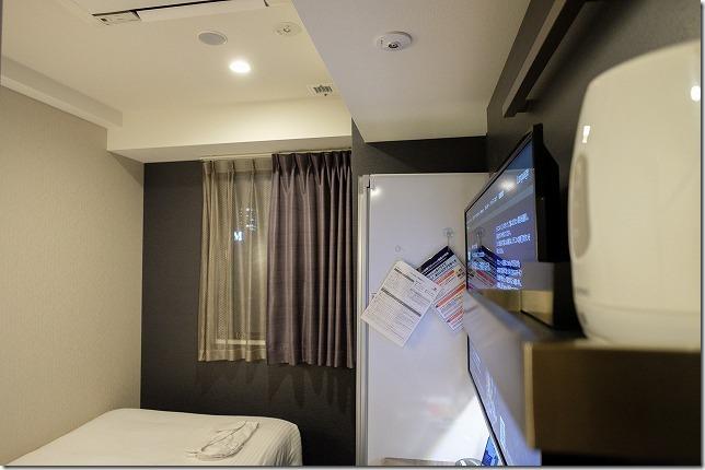 変なホテル浜松町・部屋