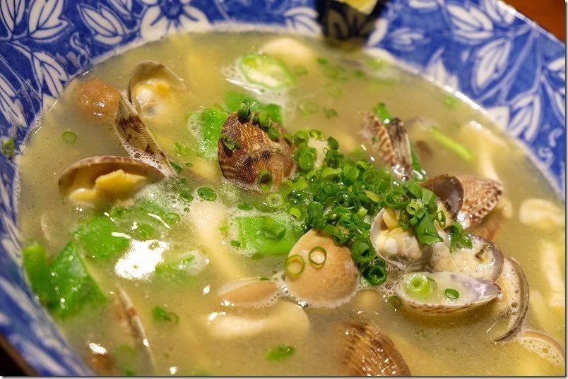六本松、SAIBEI(彩平)の海鮮料理旨しアサリ