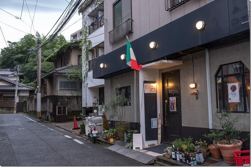 イタリアン、チリエージョ(福岡市中央区桜坂)