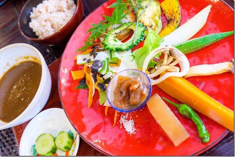 三瀬、彦の「野菜カレー」