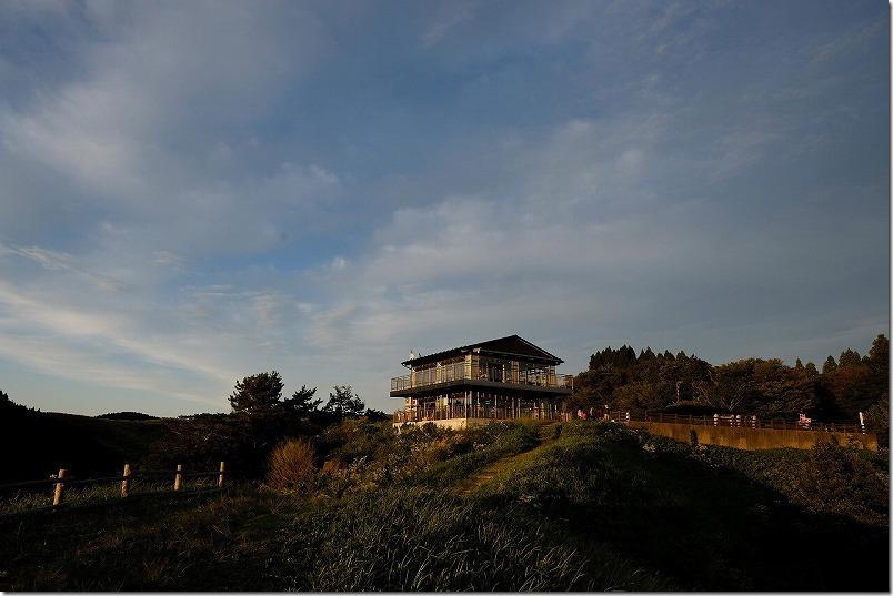 阿蘇「城山展望台」のレストラン
