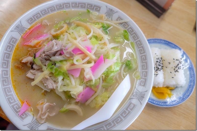 長崎・浦上駅周辺を散策、大華飯店で昼食ちゃんぽん