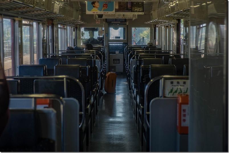 宮地行き普通列車、豊肥線
