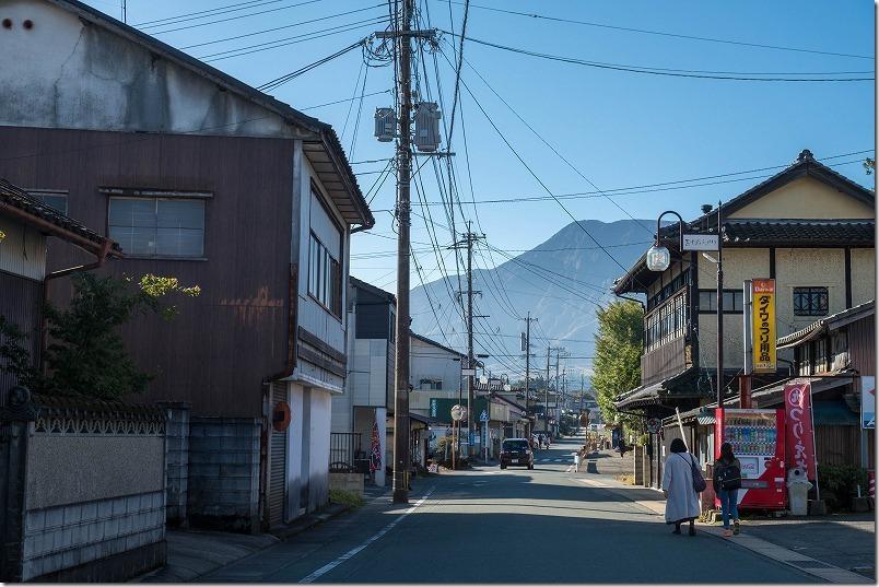 宮地駅から阿蘇神社まで散策