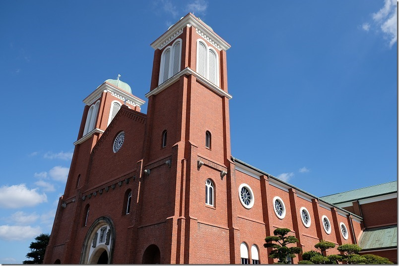 長崎・浦上駅周辺を散策、浦上教会