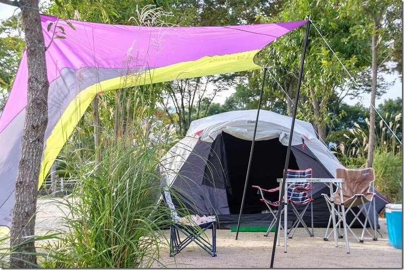 阿蘇・火の国ドッグランのオートキャンプ場